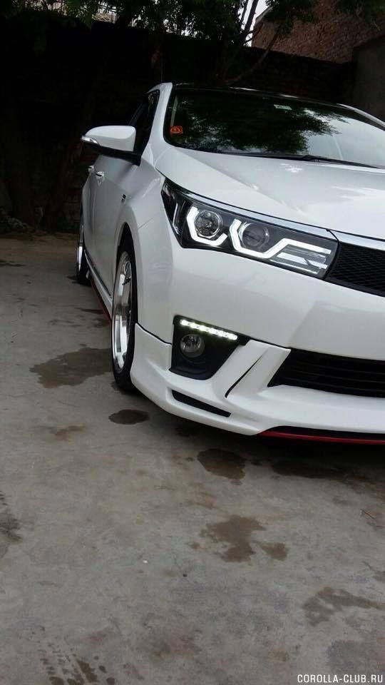Corolla  New доработки