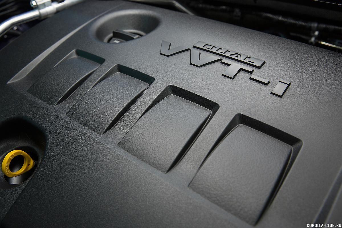 Toyota Corolla 2014 двигатель