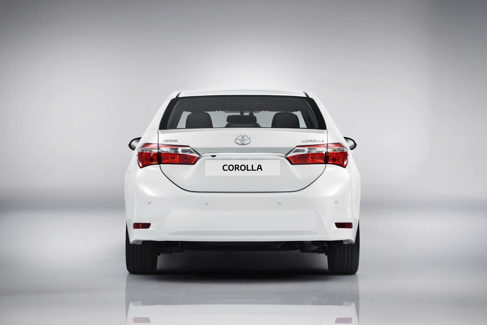 Жемчужно-белый перламутр (070) Тойота Королла 2013