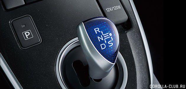 Corolla Hybrid 2016 knob gear shift