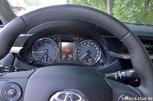 Toyota Corolla БК
