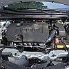 Toyota Corolla 2014 мотор