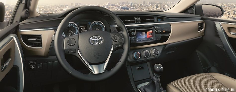 Тойота королла 2014 фото