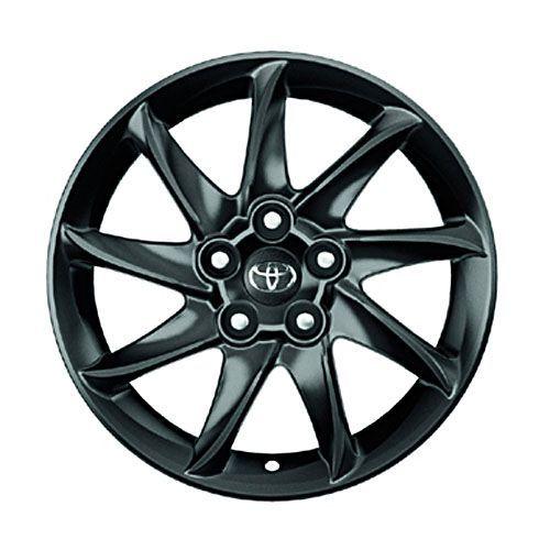 литые диски на Toyota Corolla 2014