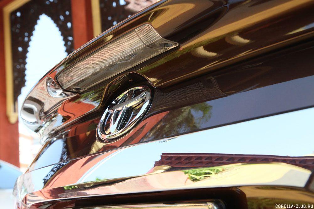 Toyota Corolla ESport