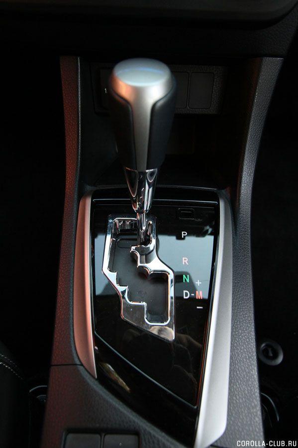 Toyota Corolla ESport акпп