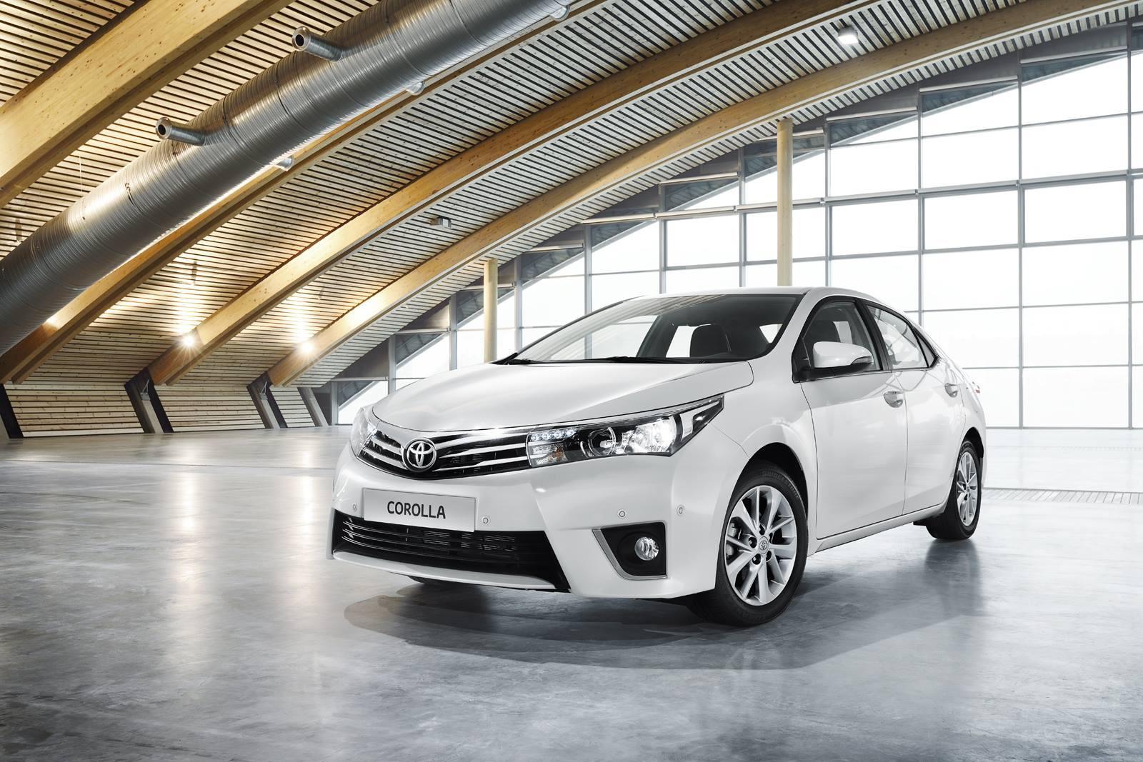 Toyota Corolla  11 поколение