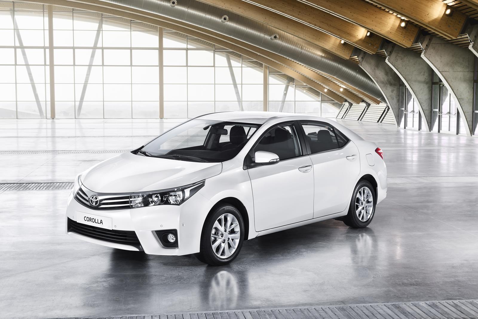 Toyota Corolla new