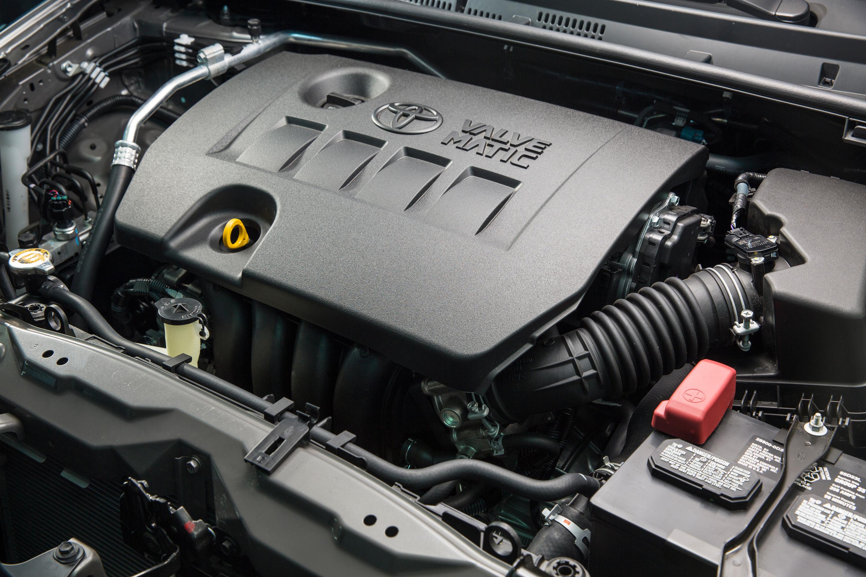 фото в профиль Toyota Corolla 2014