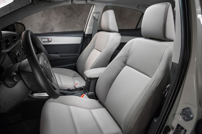 Toyota Corolla 2014 фото анфас