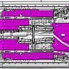 Аэродинамический обвес уменьшающий турбулетный поток
